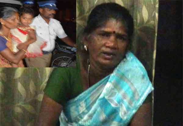நெல்லை ஜங்ஷனில், கடத்தப்பட்ட சிறுமி, 2 மணிநேரத்தில், மீட்பு, பெண், கைது