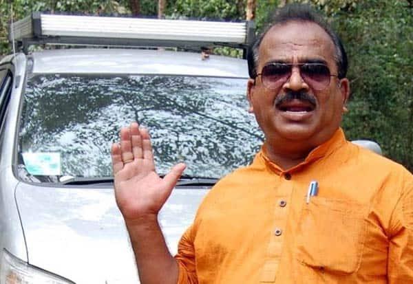 மைத்ரேயன் மனதில் 6.5 ரிக்டர் அளவில் நிலநடுக்கம்: நாஞ்சில் சம்பத்