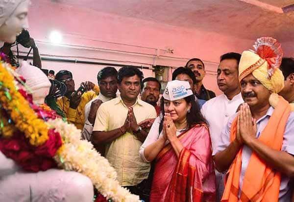 புனே கலவரத்திற்கு பா.ஜ., ஆர்.எஸ்.எஸ்.தான் காரணம்: கெஜ்ரிவால்