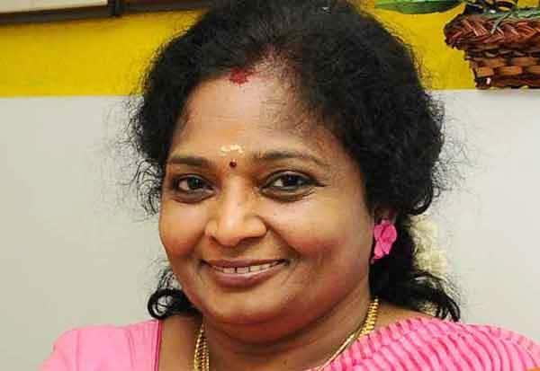 Tamilisai Soundararajan,தமிழிசை,தமிழிசை சௌந்தரராஜன்