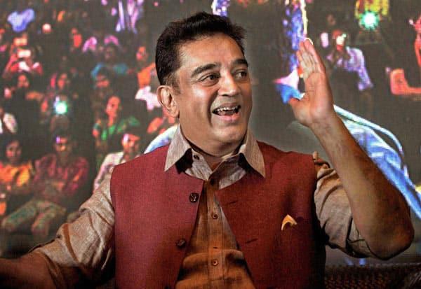 தொடர்ந்து நடிப்பேன்: நடிகர் கமல்