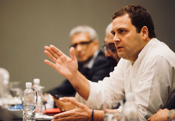 congress, Rahul,Singapore ,ராகுல், சிங்கப்பூர், பா.ஜ மீது ராகுல் தாக்கு, காங்கிரஸ் தலைவர் ராகுல் , சிங்கப்பூர் வாழ் இந்திய நலச்சங்கம், புதிய காங்கிரஸ் கட்சி, rahul gandhi, bjp,  Congress leader Rahul, Singapore resident Indian Union, New Congress Party,
