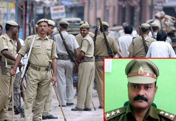Uttar Pradesh encounter, Lakraaj Yadav,Sunit Kumar Singh,என்கவுன்டரில் தப்புவது எப்படி, போலீஸ் அதிகாரி பேச்சால் சர்ச்சை, உத்தர பிரதேசம், பாரதிய ஜனதா தலைவர்கள், லேக்ராஜ் யாதவ், போலீஸ் அதிகாரி சுனித் குமார் சிங்,  How to get rid of the encounter, police officer controversy,  Bharatiya Janata leaders,  police officer Sunit Kumar Singh,