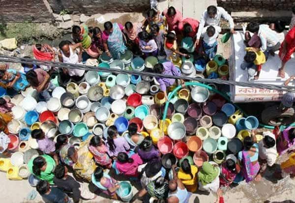 நிதி ஆயோக், தண்ணீர் பஞ்சம்,  நிதின் கட்காரி ,தண்ணீர் பற்றாக்குறை, நிலத்தடி நீர், தண்ணீர் மேலாண்மை,  இந்தியா, NITI Aayog, India, water crisis,water famine, Nitin Gadkari, water shortage, ground water, water management, India,