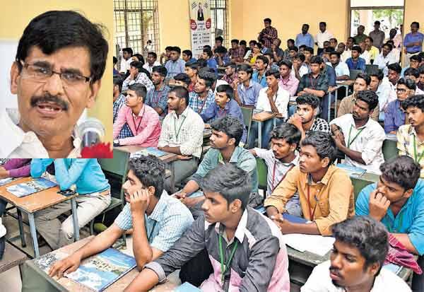 'படிக்கும்போதே தொழில்திறனை தெரிந்து கொள்வது அவசியம்'