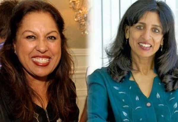 Jayasree Ullal, Neeraja Sethi,Forbes magazine, போர்பஸ் பட்டியல், இந்திய வம்சாளி பெண்கள், போர்பஸ் பத்திரிகை ,  பணக்கார பெண்கள் பட்டியல், அமெரிக்கா போர்பஸ் பத்திரிகை, ஜெயஸ்ரீ உல்லால் ,  நீரஜா சேத்தி,  Forbes list, Indian women, rich women list, America Forbes magazine, Women of Indian origin,