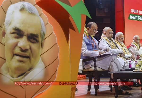 Amit Shah,BJPNationalExecutive, பா.ஜ., பாஜ, பிரகாஷ் ஜாவ்டேகர்