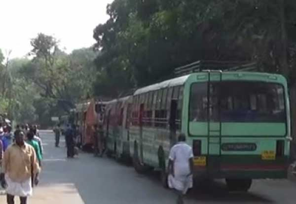 தமிழக பஸ்கள், பெட்ரோல்  டீசல் விலை உயர்வு, பாரத்பந்த், BharathBandh ,BharatBandh , PetrolPriceHike ,PetrolDieselPriceHike ,PetrolPrice ,Petrol, DieselPriceHike, DieselPrice, Diesel, தமிழக அரசு பஸ்கள், பந்த்,  Tamil Nadu Government Buses, Bandh,