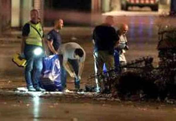 சீனாவில்  கத்திக்குத்து தாக்குதல் நடத்தியதில் 9 பேர் பலி