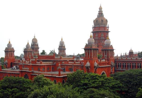 எட்டு வழிச்சாலை, சென்னை ஐகோர்ட், மத்திய அரசு