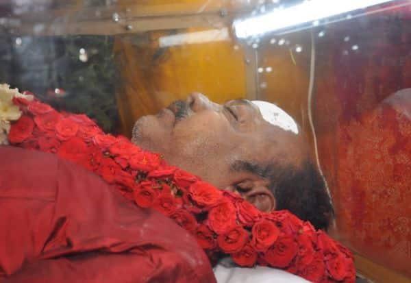 'மாஜி' அமைச்சர் பரிதி மாரடைப்பால் மரணம்