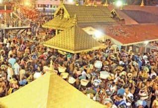 சபரிமலை விவகாரம் : இறுதி கட்ட முயற்சியில் கேரள அரசு