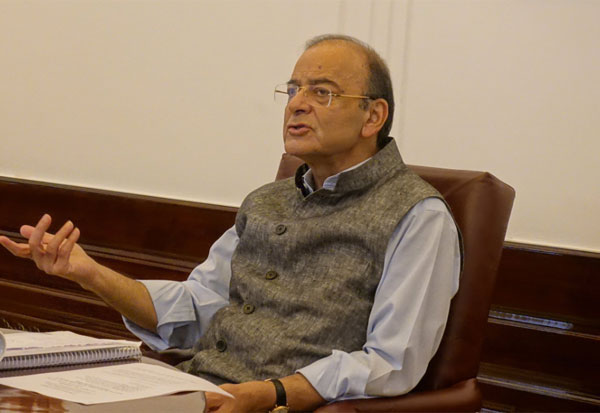 Arun Jaitley,BJP,அருண் ஜெட்லி,பா.ஜ,IMPACT,F DEMONETISATION