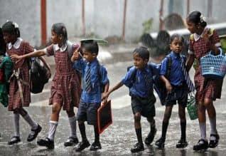 நெருங்கும் கஜா புயல்: 7 மாவட்ட பள்ளி, கல்லூரிகளுக்கு ...