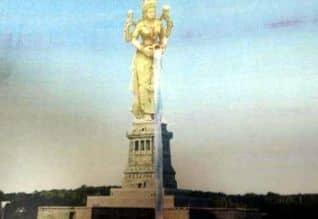 125 அடி உயரத்தில் காவிரிதாய் சிலை: கர்நாடகா திட்டம்