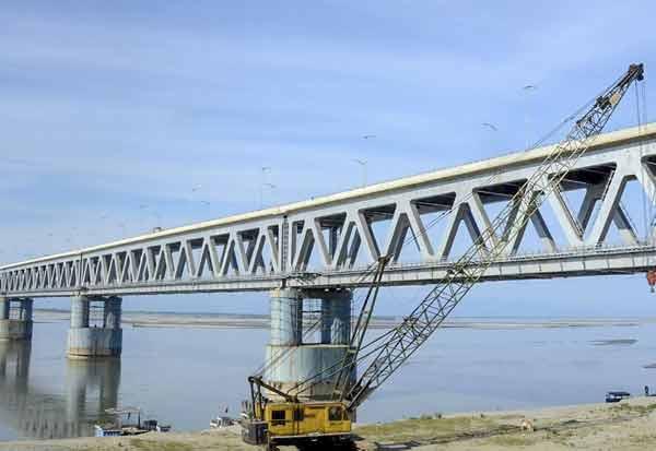 Bogibeel Bridge, Longest Rail Road Bridge , PM Modi, இந்தியா, ரயில் பாலம், மோடி, பிரதமர் மோடி , போகிபீல் ,பிரம்மபுத்திரா நதி, இந்தியாவின் நீளமான ரயில் பாலம் ,வாஜ்பாய், தேவே கவுடா, நரேந்திர மோடி, பிரதமர் நரேந்திர மோடி  India, Railway Bridge, Modi, Prime Minister Modi, Brahmaputra River, former Prime Minister Vajpayee, former Prime Minister Deva Gowda, Arunachal Pradesh Infrastructure Projects, Prime Minister Narendra Modi, Narendra Modi,