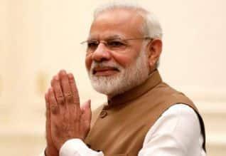காங்கிரஸ், சந்திரசேகர ராவிற்கு மோடி வாழ்த்து