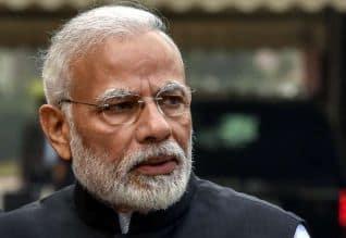 தேர்தல் தோல்வி: இன்று எம்.பி.க்களுடன் மோடி ஆலோசனை