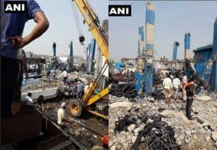 கர்நாடகாவில் பாய்லர் வெடித்து 6 பேர் பலி