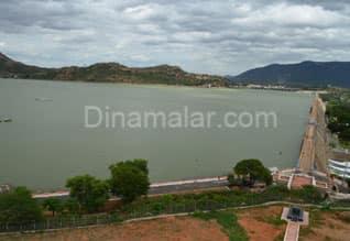 மேட்டூர் அணை நீர்மட்டம் 105 அடியானது: நீர் மின் உற்பத்தி 220 மெகாவாட்டாக அதிகரிப்பு
