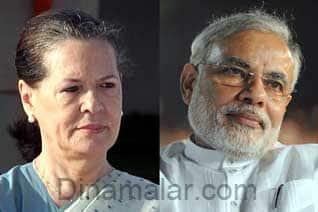 Sonia, Vs Modi, Who is the real, divisive leader,சோனியா,மோடி, பகுத்தறியும், திறன் கொண்ட, தலைவர், யார்