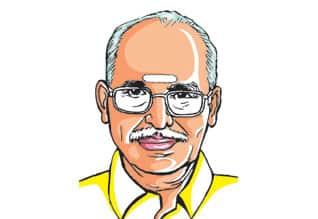 விலகிச் சென்ற விளக்குமாறு:  ஆர்.நடராஜன்