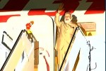 அமெரிக்கா சென்றார் பிரதமர் மோடி; நாளை டிரம்ப் உடன் சந்திப்பு