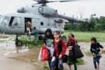 வெள்ளத்தில் மிதக்கும் வடக்கு குஜராத்; 25 ஆயிரம் பேர் மீட்பு
