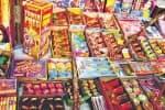 பட்டாசு விற்பனை 50 சதவீதம் குறைவு; சென்னை வியாபாரிகள் புலம்பல்