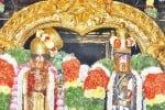 ஸ்ரீவி.,யில் மார்கழி  பிறப்பு திருப்பாவை பட்டில் ஆண்டாள்