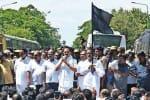 தி.மு.க., போராட்டம்: ஸ்டாலின் உட்பட 901 பேர் கைது