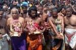 பக்தர்கள் வெள்ளத்தில் தாமிரபரணி புஷ்கர விழா