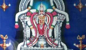 மாங்காடு காமாட்சி அம்மன் கோயில் கும்பாபிஷேகம்