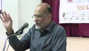 டாக்டர் சுல்தான் அஃஹமத் இஸ்மாயில் பேச்சு