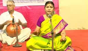 காஞ்சி ஸ்வாமியின் இசை நிகழ்ச்சி