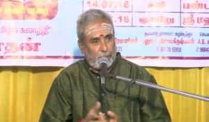 மஹா பெரியவா சரணம், சொற்பொழிவு: சுவாமிநாதன்