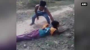 இளம்ஜோடிக்கு நேர்ந்த கொடூரம்: வீடியோ வைரல்