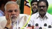 பாரதிய ஜனதா அவ்வளவுதான்: திருநாவுக்கரசர் கணிப்பு