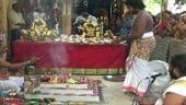 படவேட்டம்மன் சங்காபிஷேகம்