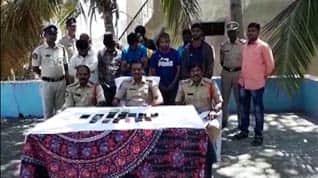 கிரிக்கெட் சூதாட்டம்: 12 பேர் கைது