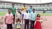 Tamil Celebrity Videos சென்னை தடகளம்