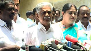 அனைத்து கட்சி கூட்டத்தை கூட்ட வேண்டும்: ராமசாமி