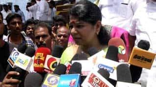 சசிகலா புஷ்பா விவகாரம்: கனிமொழி விளக்கம்