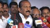 ம.ந.கூ., தேர்தல் புறக்கணிப்பு: வைகோ அறிவிப்பு