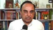 தேர்தல் கமிஷன் தவறான முடிவு: சுவாமி