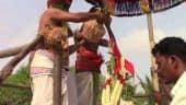 திரௌபதி அம்மன் ஆலய கும்பாபிஷேகம்
