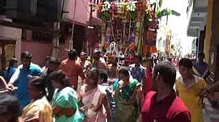 ராமானுஜரின் 1000வது அவதார விழா