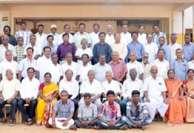 கோவை ராமநாதபுரம் மாநகராட்சி ஆண்கள் மேல்நிலைப்பள்ளி முன்னாள் மாணவர்கள் சந்திப்பு
