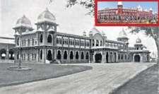 17 லட்சம் ரூபாய் செலவில் கட்டப்பட்ட எழும்பூர் ரயில் நிலையம்!