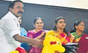 மாதிரி பள்ளி திட்டம் துவக்கி வைப்பு நவீன ஆய்வகம், டிஜிட்டல் நூலகத்துடன் வசதிகள்